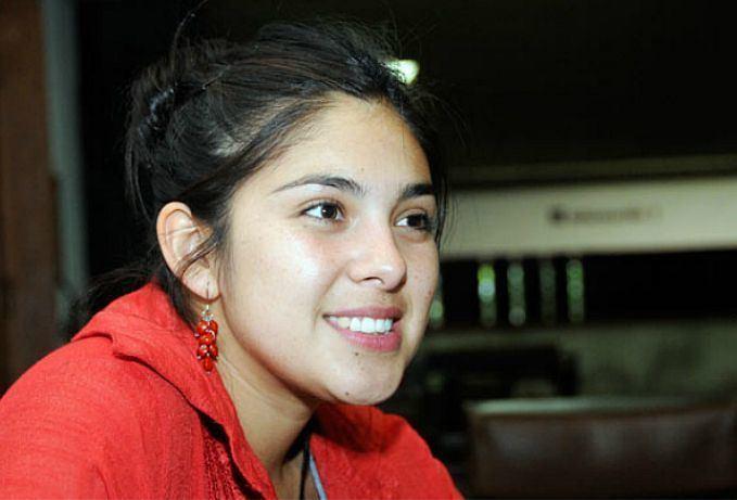 Karol Cariola Karol Cariola Srikandi Merah Gerakan Mahasiswa Chili