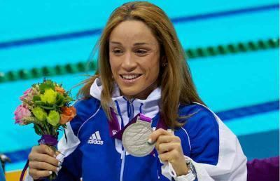 Karolina Pelendritou New world record by Cypriot swimmer Karolina Pelendritou