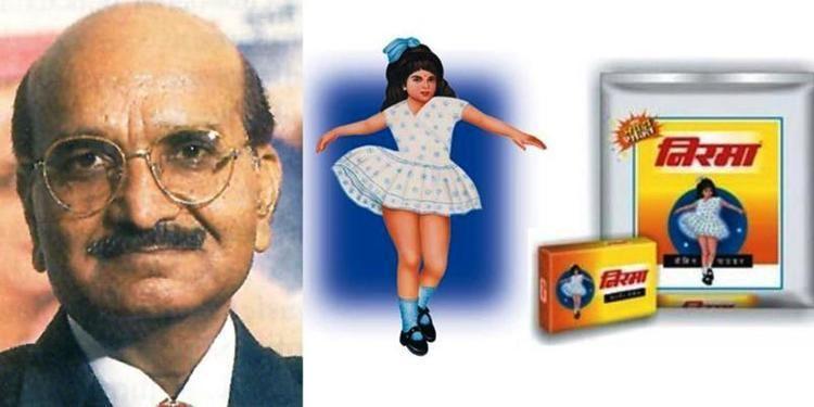 Karsanbhai Patel From selling door to door detergent to Sabki Pasand Nirma