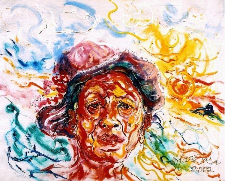 Kartika Affandi-Koberl Foto Most Wanted Karya Seni Kartika Affandi