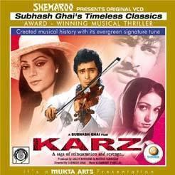 Karz (film) Karz my evening movie
