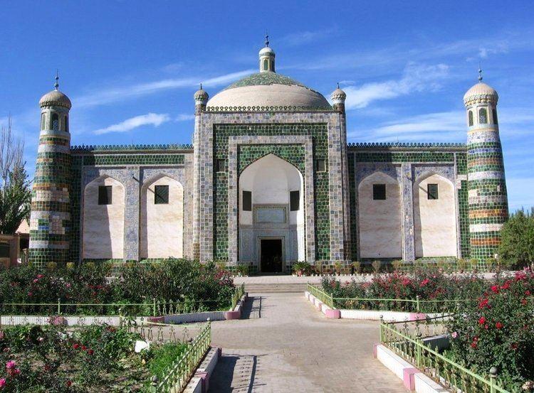 Kashgar in the past, History of Kashgar