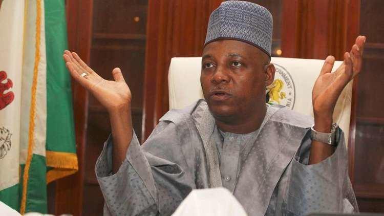 Kashim Shettima Kashim Shettima Civil servants defrauding Borno state Governor