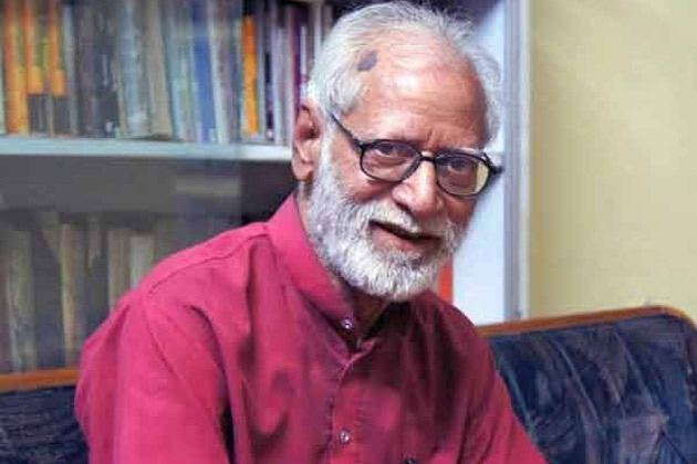 Kashinath Singh Writer Kashinath Singh from Modi39s constituency to return