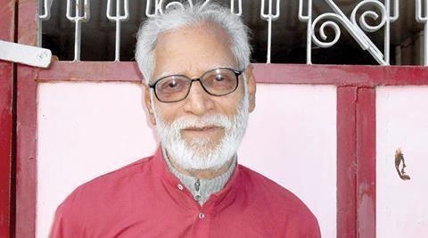 Kashinath Singh Kashinath Singh poet of Varanasi returns his award The