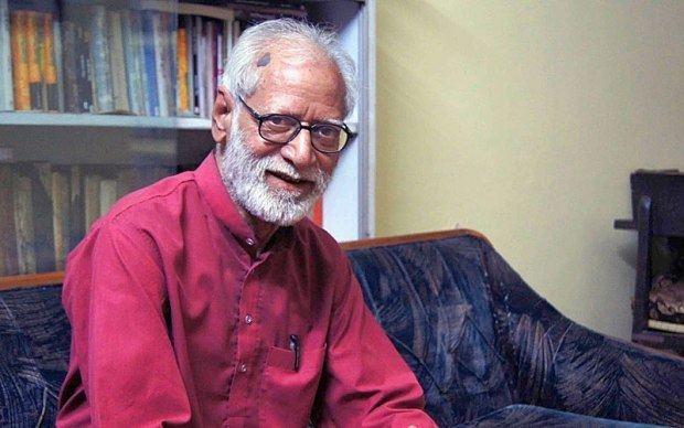 Kashinath Singh Noted Hindi Writer Kashinath Singh Returns Sahitya Akademi