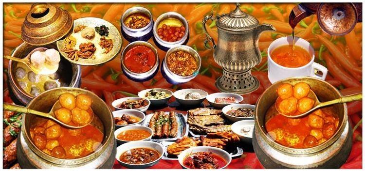 Kashmir Cuisine of Kashmir, Popular Food of Kashmir