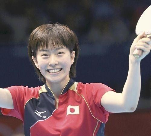 Kasumi Ishikawa 53 best Table Tennis images on Pinterest Tennis Ishikawa and Finals