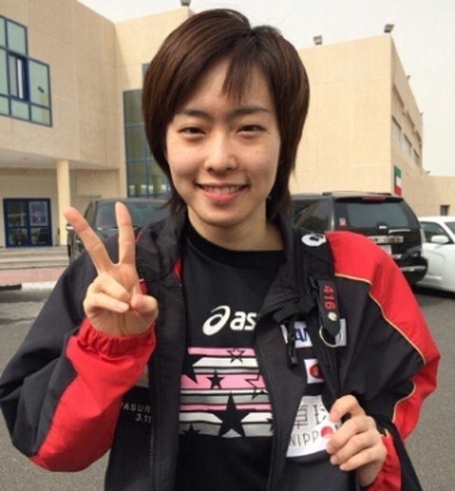 Kasumi Ishikawa Kasumi Ishikawa the nicest athlete in Japan VIDEOS