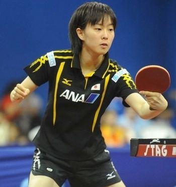 Kasumi Ishikawa Kasumi Ishikawa Table Tennis Player Profile and News Feed on