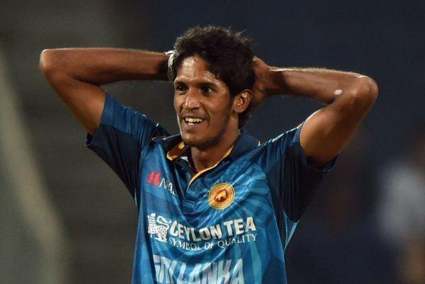 Kasun Rajitha Kasun Rajitha Biography Wiki Cricket Career Girlfriend Age