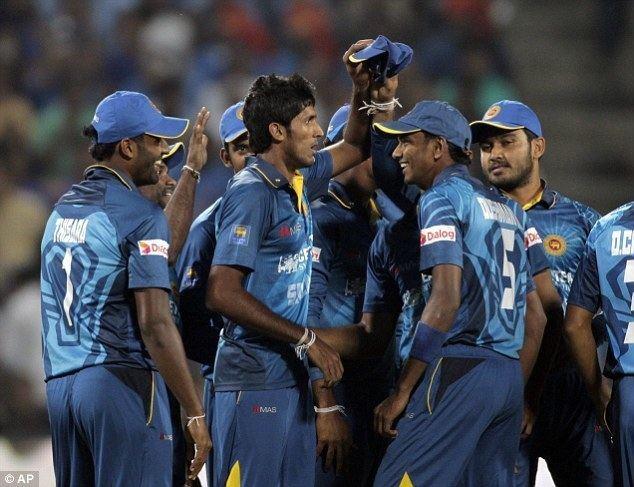 Kasun Rajitha Kasun Rajitha and Dasun Shanaka star as Sri Lanka beat India by five