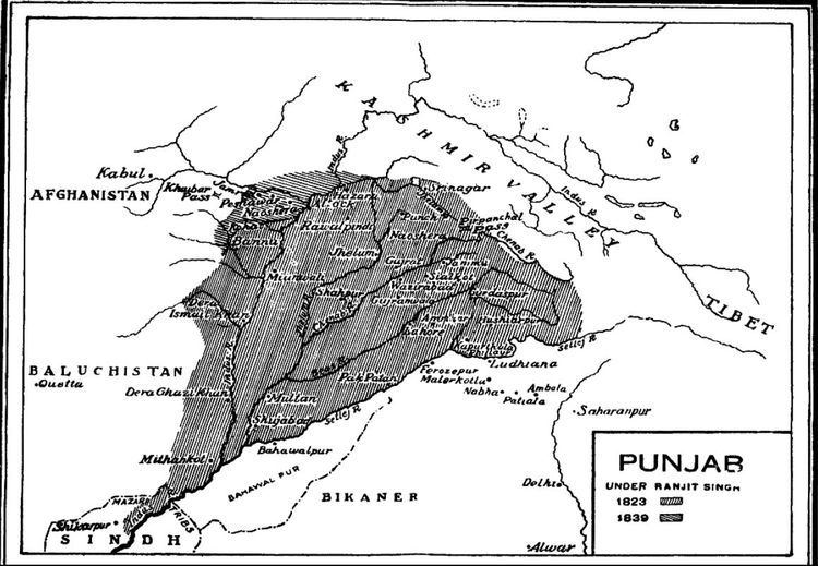Kasur in the past, History of Kasur