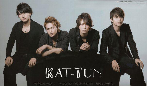 KAT-TUN KATTUN JpopAsia 336eb2d919