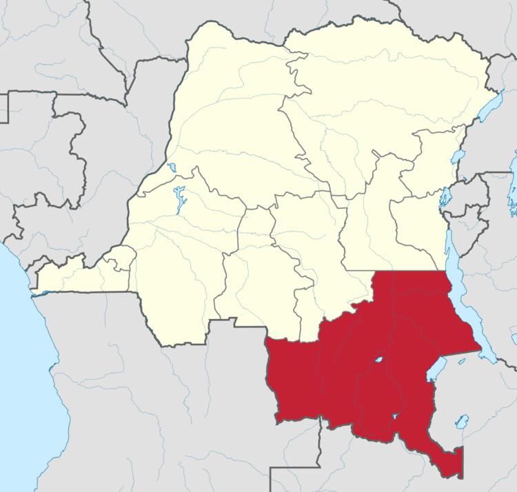 Katanga Province Wikipedia
