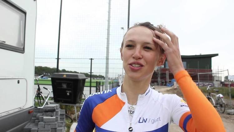 Katarzyna Niewiadoma Ladies Tour stage 5 Interview Katarzyna Niewiadoma YouTube