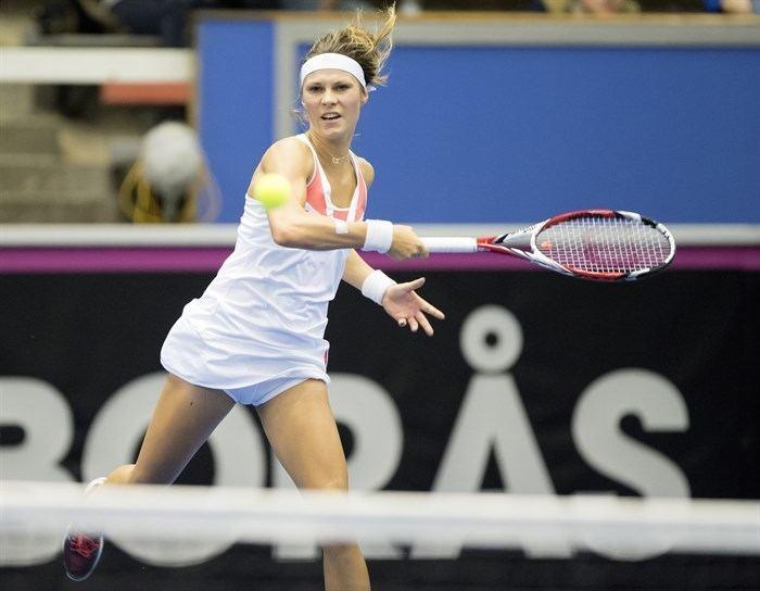 Katarzyna Piter Fed Cup Tie Details