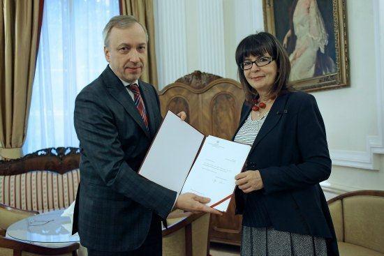 Katarzyna Popowa-Zydroń Prof Katarzyna Popowa Zydro na czele jury Konkursu Chopinowskiego