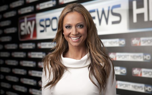 Kate Abdo Images Here39s A Sneak Peak At Smoking Hot Ballon d39Or