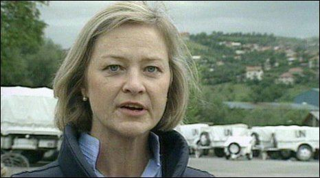 Kate Adie BBC Learning from Evil Kate Adie39s story