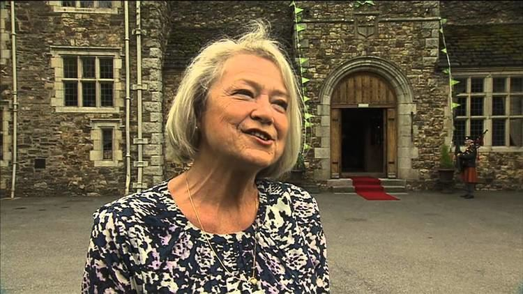 Kate Adie Former War Reporter Kate Adie searches for her Irish relatives YouTube