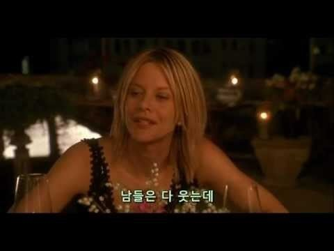 Kate %26 Leopold movie scenes  Movie Kate Leopold 2001 Rooftop Dinner Scene Subtitled Ko