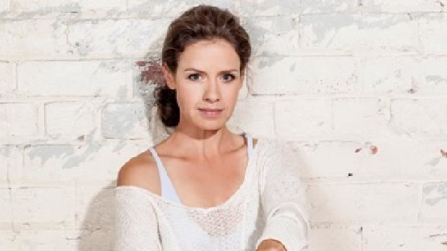 Kate Atkinson (actress) Acting seachange sees Kate Atkinson channel her darker