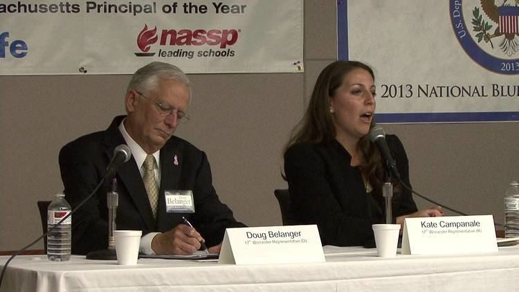 Kate Campanale Doug Belanger vs Kate Campanale for 17th Worcester Representative