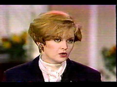 Kate Collins (actress) All My Children Special Kate Collins on Regis and