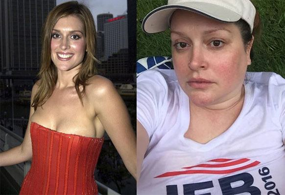 Kate Fischer Kate Fischer now Former model defends changed appearance