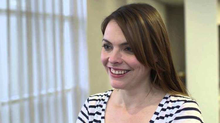 Kate Ford Coronation Street39s Kate Ford on being Tracy Barlow YouTube
