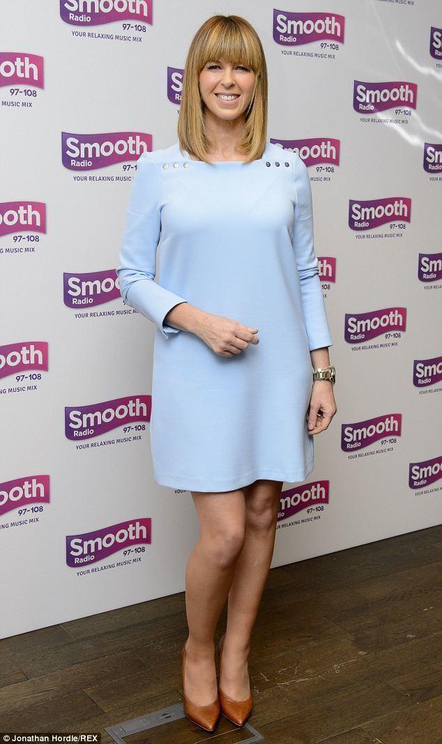 Kate Garraway Kate Garraway celebrates joining Smooth Radio Daily Mail