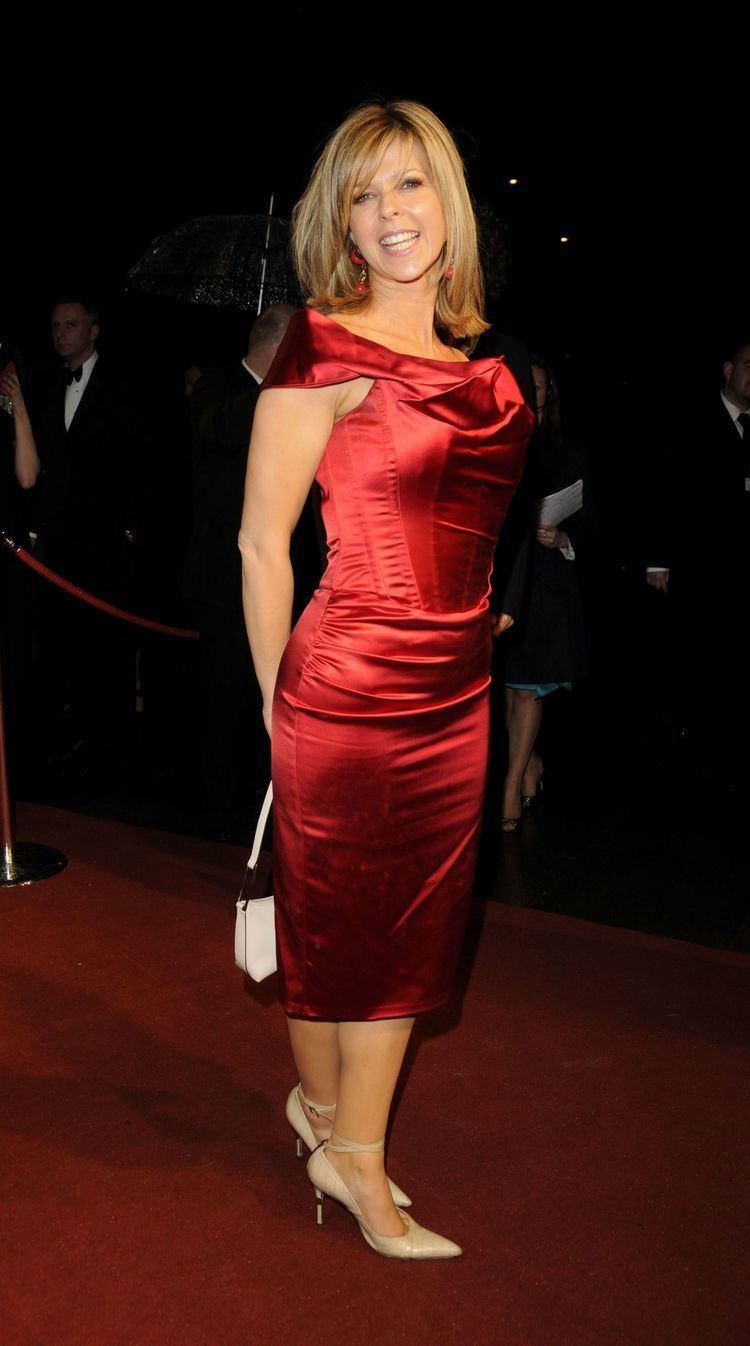 Kate Garraway Kate Garraway At The BAFTA Television Awards In London