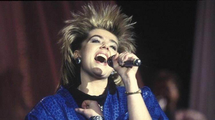 Kate Gulbrandsen NRK TV Melodi Grand Prix 1987 norsk finale 28021987