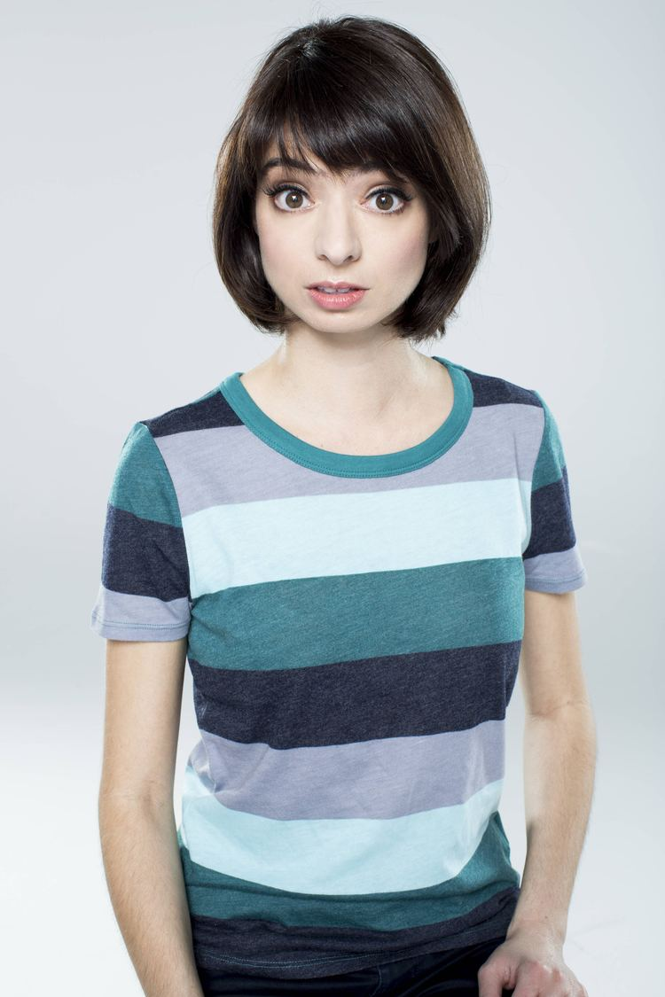 Kate Micucci themorningcallcom TV Watchers Blog