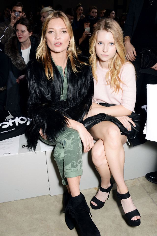 Kate Moss Who is Lottie Moss Kate Moss younger sister and exgirlfriend of