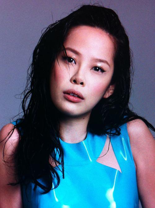 Kate Yeung Kate Yeung X Wing Shya agnes make up