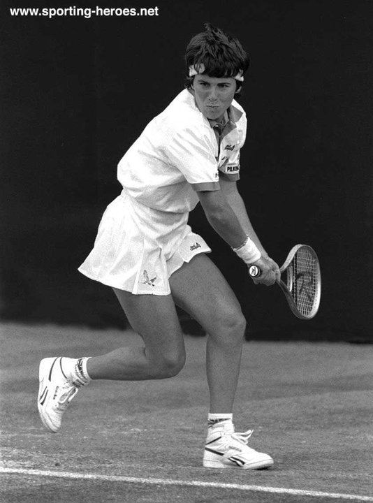 Katerina Maleeva Katerina Maleeva Wimbledon 1990 QuarterFinalist