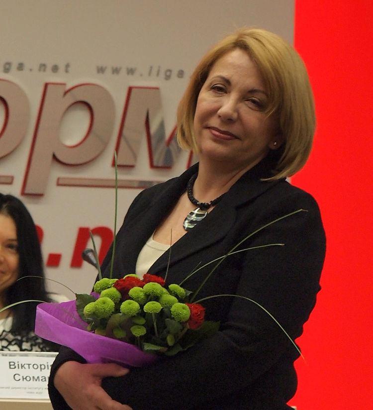 Kateryna Yushchenko Kateryna Yushchenko Wikipedia