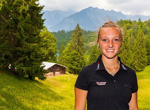 Katharina Althaus Triceps Katharina Althaus