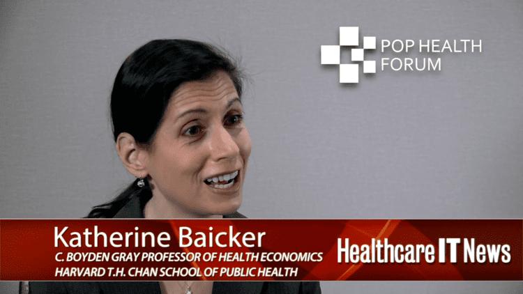 Katherine Baicker Harvard economist Katherine Baicker on the complex question of