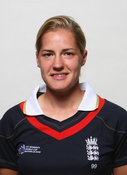 Katherine Brunt Katherine Brunt Photos ICC Women39s World Cup 2009