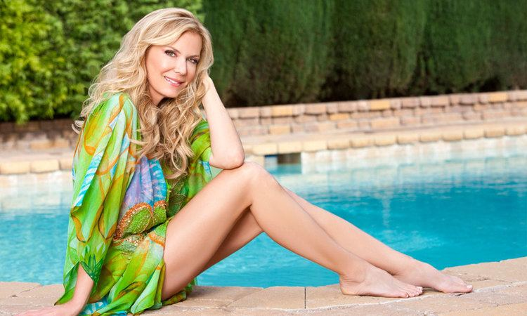 Katherine Kelly Lang Katherine Kelly Lang Kaftan Kaftans Made with Love