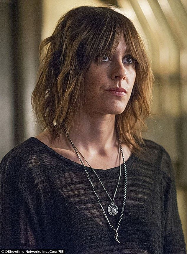 Katherine Moennig Evan Rachel Wood 39dating39 Ray Donovan star Katherine