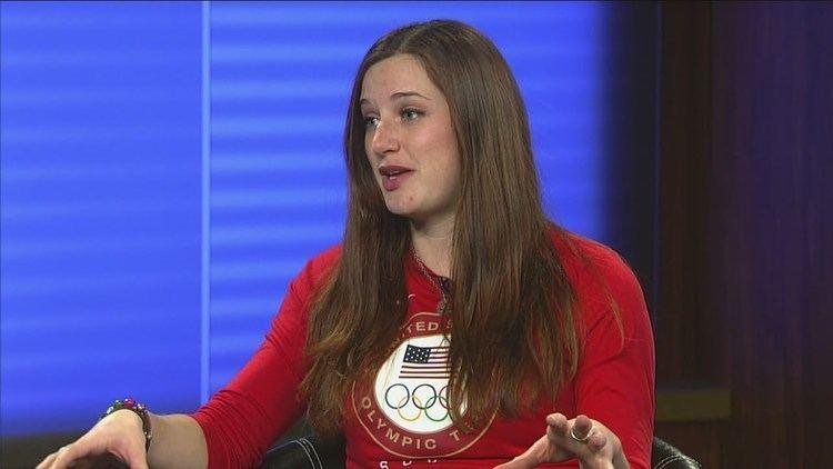 Katherine Reutter Olympic medalist Katherine Reutter YouTube