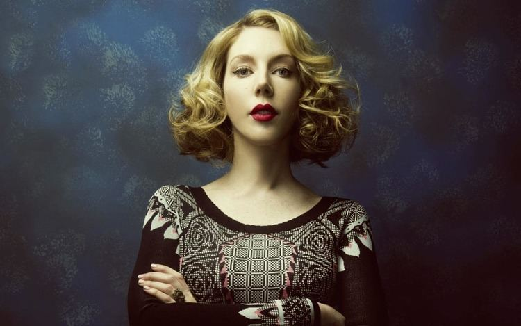 Katherine Ryan Katherine Ryan interview 39I39d only go back to Canada if I