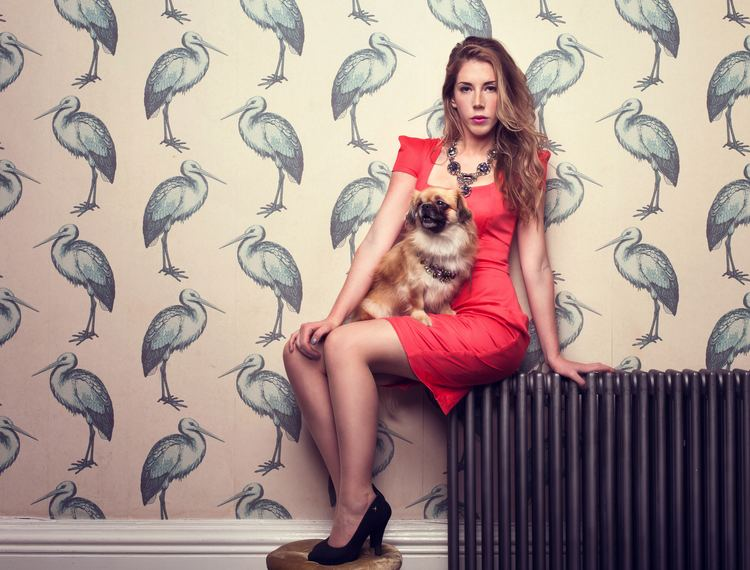 Katherine Ryan Glam rock glam role model the Katherine Ryan interview