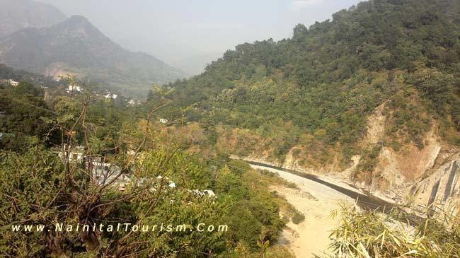 Kathgodam in the past, History of Kathgodam