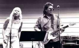 Kathi McDonald About Bill Parker Music
