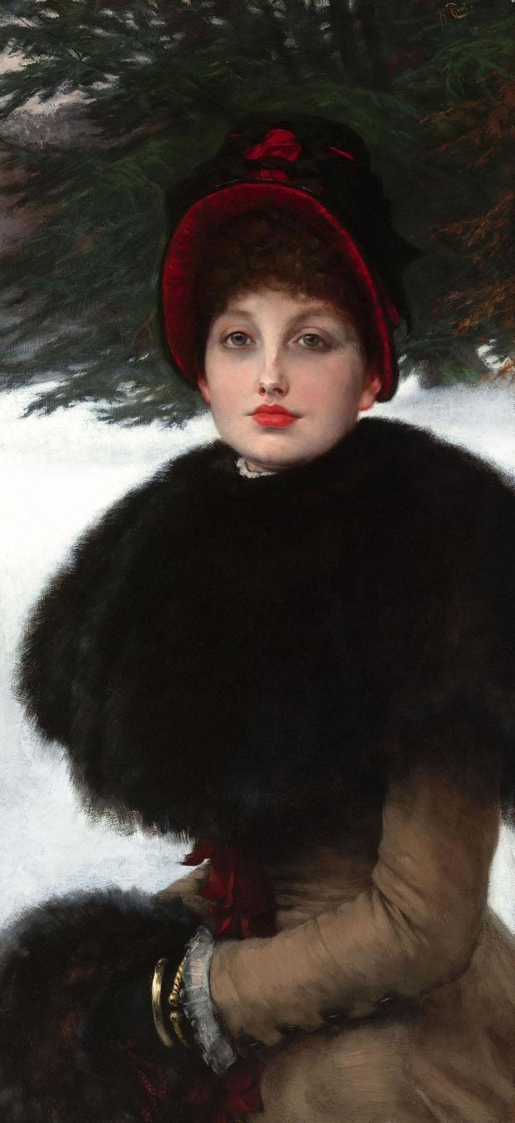 Kathleen Newton Kathleen Newton by James Tissot eight auctioned oil paintings The